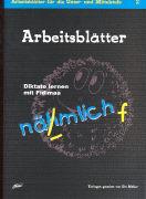 Cover-Bild zu Arbeitsblätter für die Unter- und Mittelstufe - Diktate lernen mit Fidimaa