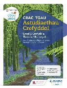 Cover-Bild zu CBAC TGAU Astudiaethau Crefyddol Uned 2 Crefydd a Themâu Moesegol (WJEC GCSE Religious Studies: Unit 2 Religion and Ethical Themes Welsh-language edition)