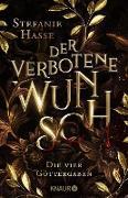 Cover-Bild zu Hasse, Stefanie: Der verbotene Wunsch (eBook)