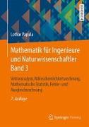 Cover-Bild zu Mathematik für Ingenieure und Naturwissenschaftler Band 3