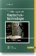 Cover-Bild zu Einführung in die Kautschuktechnologie