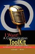 Cover-Bild zu Knox, Joseph F.: I Want! a Communication Toolkit