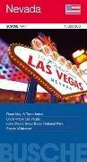 Cover-Bild zu USA Nevada. 1:800'000