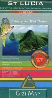 Cover-Bild zu Saint Lucia Geographical Map 1 : 50 000. 1:10'000 / 1:50'000