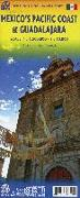 Cover-Bild zu Mexico Pacific / Guadalajara. 1:1'000'000 / 1:12'500