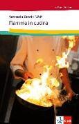 Cover-Bild zu Fiamma in cucina von Santini-Wolf, Antonella