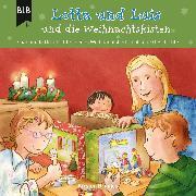 Cover-Bild zu eBook Lotta und Luis und die Weihnachtskisten
