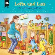 Cover-Bild zu eBook Lotta und Luis im Kindergarten