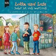 Cover-Bild zu eBook Lotta und Luis Jeder ist voll wertvoll