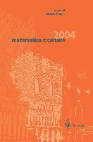 Cover-Bild zu matematica e cultura 2004