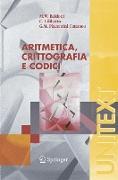 Cover-Bild zu Aritmetica, crittografia e codici