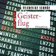 Cover-Bild zu Schmöe, Friederike: Geisterflug (Audio Download)