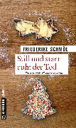 Cover-Bild zu Schmöe, Friederike: Still und starr ruht der Tod (eBook)