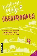 Cover-Bild zu Schmöe, Friederike: Lieblingsplätze Oberfranken (eBook)