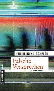 Cover-Bild zu Schmöe, Friederike: Falsche Versprechen (eBook)