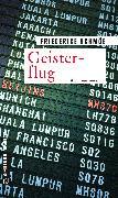 Cover-Bild zu Schmöe, Friederike: Geisterflug (eBook)