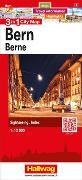 Cover-Bild zu Bern 3 in 1 City Map, 1:13 000. 1:13'000