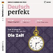 Cover-Bild zu eBook Deutsch lernen Audio - Die Zeit