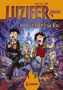 Cover-Bild zu Till, Jochen: Luzifer junior (Band 4) - Der Teufel ist los