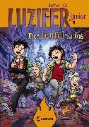 Cover-Bild zu Till, Jochen: Luzifer junior (Band 4) - Der Teufel ist los (eBook)