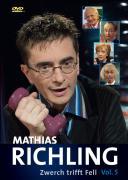Cover-Bild zu Zwerch trifft Fell. Vol 5. DVD-Video