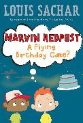 Cover-Bild zu Marvin Redpost #6: A Flying Birthday Cake? (eBook) von Sachar, Louis
