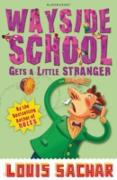 Cover-Bild zu Wayside School Gets a Little Stranger (eBook) von Sachar, Louis