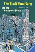 Cover-Bild zu The Black Hand Gang and the Mysterious House von Press, Hans Jürgen