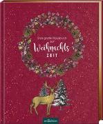 Cover-Bild zu Das große Hausbuch zur Weihnachtszeit