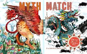 Cover-Bild zu Good Wives and Warriors: Myth Match