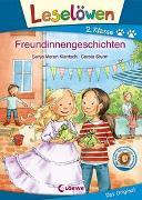 Cover-Bild zu Leselöwen 2. Klasse - Freundinnengeschichten