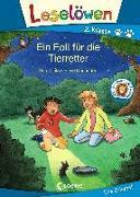 Cover-Bild zu Leselöwen 2. Klasse - Ein Fall für die Tierretter