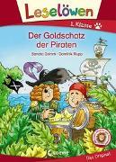 Cover-Bild zu Leselöwen 1. Klasse - Der Goldschatz der Piraten