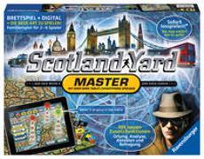 Cover-Bild zu Projektteam III: Ravensburger 26602 - Scotland Yard Master - Brettspiel, Klassiker mit App, für Kinder und Erwachsene, für 2-6 Spieler, ab 10 Jahren