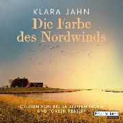 Cover-Bild zu Jahn, Klara: Die Farbe des Nordwinds (Audio Download)