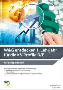 Cover-Bild zu Wirtschaft und Gesellschaft (W&G) entdecken