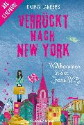 Cover-Bild zu Lankers, Katrin: XXL-Leseprobe: Verrückt nach New York - Band 1 (eBook)