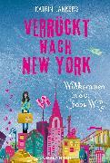 Cover-Bild zu Lankers, Katrin: Verrückt nach New York - Band 1 (eBook)