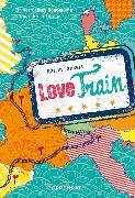 Cover-Bild zu Lankers, Katrin: Rebella - Love Train (eBook)