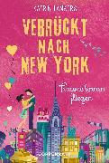 Cover-Bild zu Lankers, Katrin: Verrückt nach New York - Band 4 (eBook)