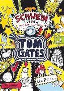 Cover-Bild zu Pichon, Liz: Tom Gates: Schwein gehabt (und zwar saumäßig)
