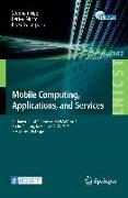 Cover-Bild zu Sigg, Stephan (Hrsg.): Mobile Computing, Applications, and Services