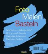 Cover-Bild zu Foto, Malen, Basteln schwarz (klein)