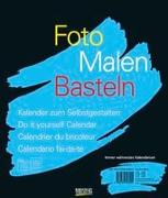 Cover-Bild zu Foto, Malen, Basteln schwarz