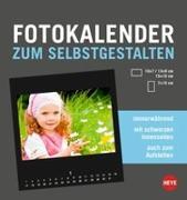 Cover-Bild zu Fotokalender klein schwarz