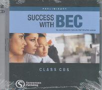 Cover-Bild zu Preliminary: Success with BEC Preliminary - Audio CD - Success with BEC