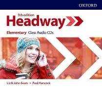 Cover-Bild zu Headway: Elementary: Class Audio CDs