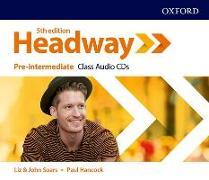 Cover-Bild zu Headway: Pre-intermediate: Class Audio CDs