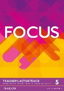 Cover-Bild zu Focus BrE Level 5 Teacher's Active Teach