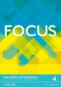 Cover-Bild zu Focus BrE Level 4 Teacher's Active Teach